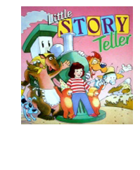 The Little Story Teller  front cover