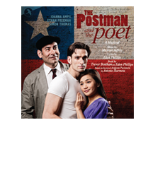 postman and the poet front cover